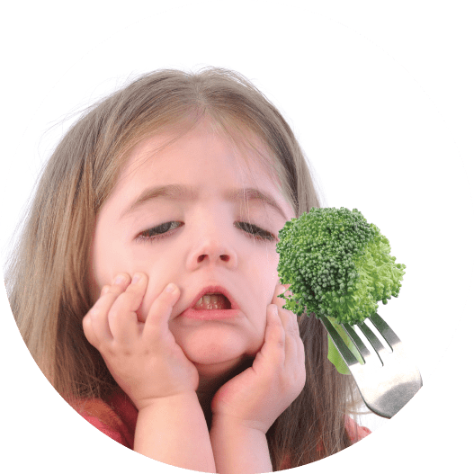Is your child a picky eater, selective eater or struggle with food neophobia?